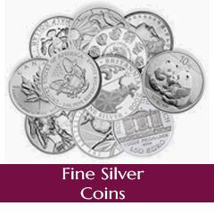 .999 Fine Silver Coins