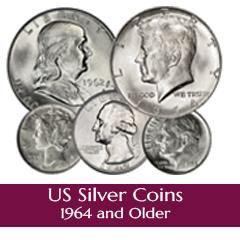 Pre-1964 US Silver Coins
