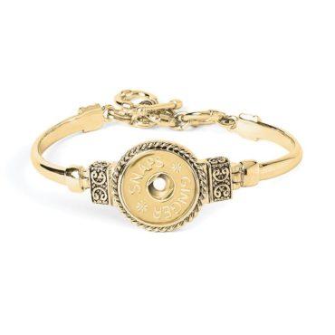 Ginger Snaps Gold Tone Enchantment Bracelet