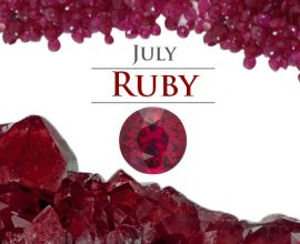 Gemstone of the Month: Ruby