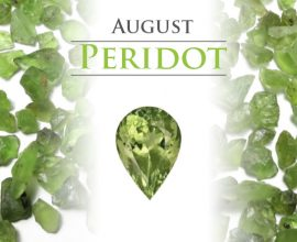 Gemstone of the Month: Peridot