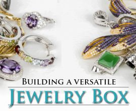 Building a Versatile Jewelry Box