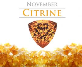 Gemstone of the Month: Citrine