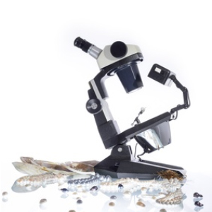 Microscope for jewelry appraisals